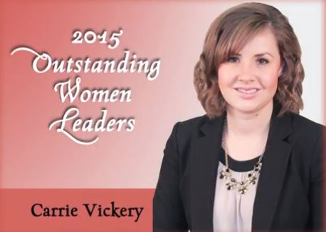 2015 - 2015 Outstanding Women Leaders Reception